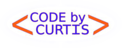 Code by Curtis Logo